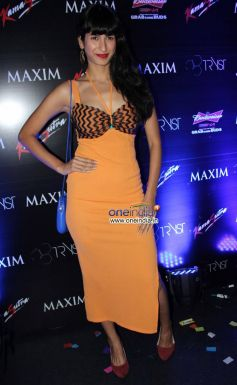 Celebs at launch of MAXIM Magazine August 2013 Special Issue