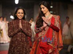With Anju Modi