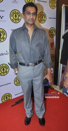 Celebs during Relaunch of Golds Gym Bandra