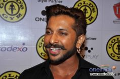 Choreographer Terence Lewis during the Relaunch of Golds Gym Bandra