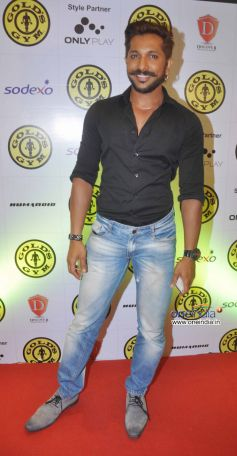 Choreographer Terence Lewis at Relaunch of Golds Gym Bandra