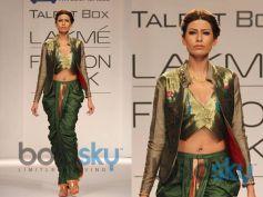 Green Silk Dhoti