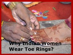 Health Benefits Of Wearing Toe Rings