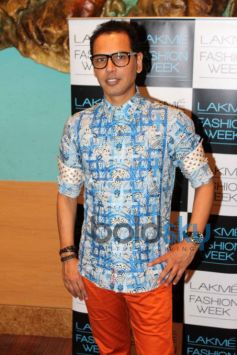 Lakme Fashion Week Designer Fitting Session