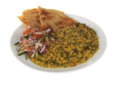 Malabar Spinach Dal Recipe For Anemics