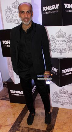 Celebs at Toni and Guy Hair Meet Wardrobe Launch