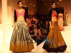 Silk Lehenga With Cotton Choli