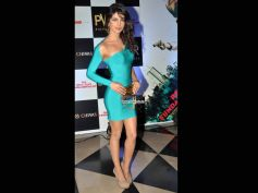 Priyanka's Blue Body Con