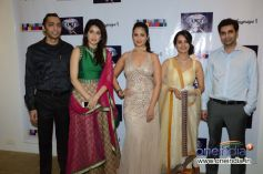 Celebs at Amanaya art and Sagar Samir International Jewellery Fashion show