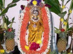 Simple Tips To Decorate Varalakshmi Idol