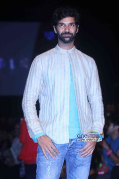 Celebs walks the ramp at Lakme Fashion Week Winter/Festive 2013 Day 01