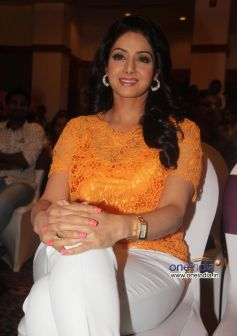Sridevi at the launch of WEE store in Mumbai