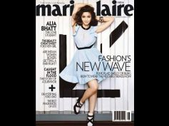 Alia Bhatt For Marie Claire