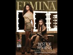 Deepika Padukone For Femina