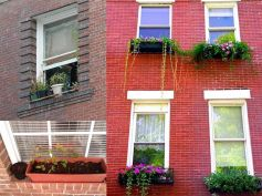 Window Container Gardens For Apartments