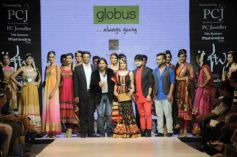Actress Deepika Samson with Vinay Nadkarni In Brand Globus