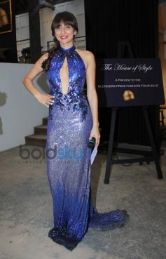 Blenders Pride Fashion Tour 2013 Hosted By Anusha Dandekar