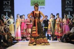 Deepika Samson Ramp Walk At Brand Globus