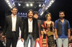 Deepika Samson walked On Ramp with Vinay Nadkarni, CEO & MD, Globus Stores Ltd