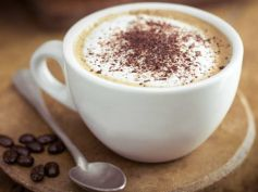 Do Not Dring Cappuccino At Night