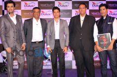Farhan Aktar at Dulux Velvet Touch Event