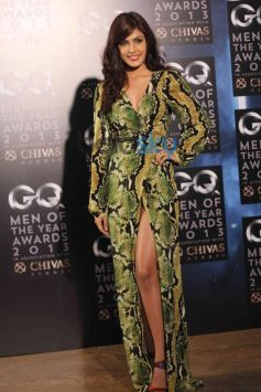 Rhea Chakraborty at GQ Man of the Year Award 2013