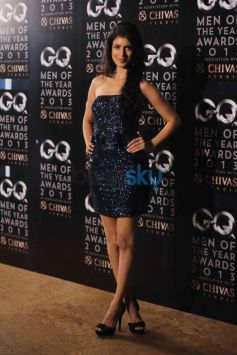 Pallavi Sharda in GQ Man of the Year Award 2013