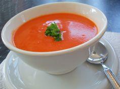 Hot Soup Can Taken In  Rainy Season