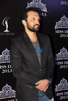 Kabir Khan at Miss Diva 2013
