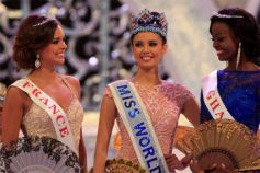 Miss World 2013 Events Models wishing new miss world