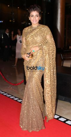 Raveena Tandon at Miss Diva 2013