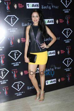 Rocky Star Fashion Style show