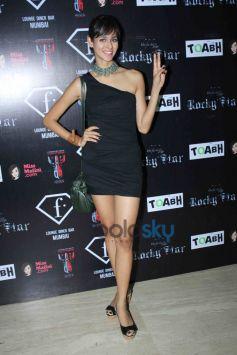 Rocky Star Fashion Show Black Dress