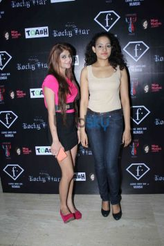Rocky Star Fashion Show Roadies Contastain