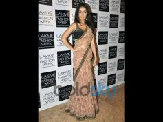Shraddha Kapoor at Lakme Fashion Week  2013