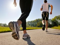 Spot Jogging Is Good For Weight Loss