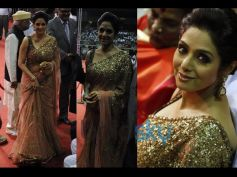 Sridevi Wows In Sabyasachi Costume At  100 Years of Cinema
