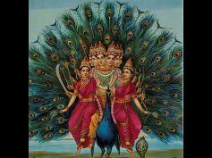 The Legend Of Lord Kartikeya Or Murugan
