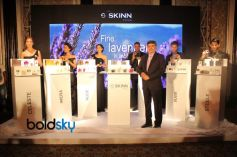 Titan launches Skinn range of perfumes