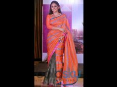 Vidya Balan Looks Dreadful In Anupamaa Saree