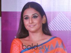Winged Out Eye Makeup Of Vidya Balan
