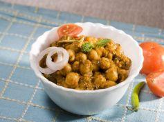 15 Best Recipes For Karva Chauth Paneer Chana Masala