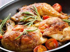 Achari Stuffed Chicken