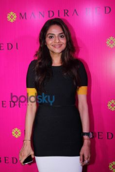 Actress Madhoo spotted at store launch