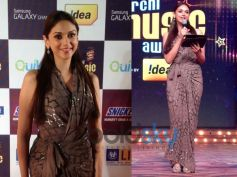 Aditi Rao Hydari's Stylish Appearances Brown Gown
