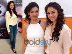 Aditi Rao Hydari's Stylish Appearances Denims