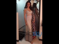 Aditi Rao Hydari's Stylish Appearances Grey Lehenga