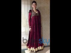 Aditi Rao Hydari's Stylish Appearances  In Anarkali