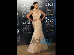 Aditi Rao Hydari's Stylish Appearances Peach Gown