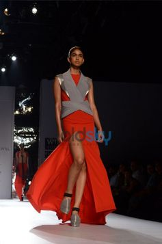 Amit Aggarwal  Designs In WIFW new collection